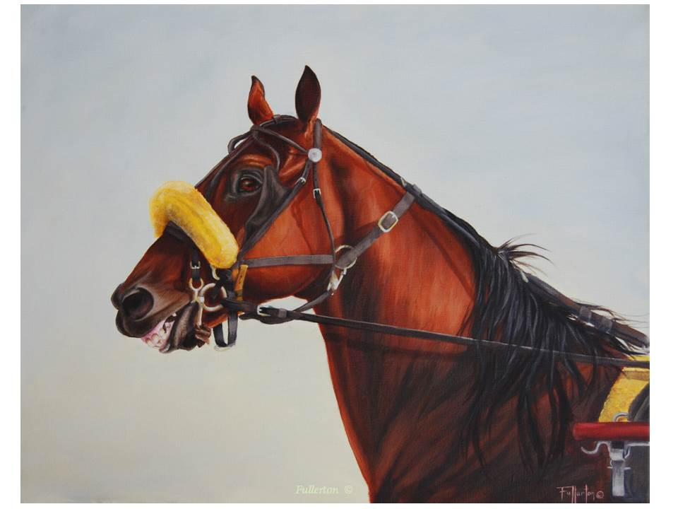 No Waiting for The art of The Horse (1)