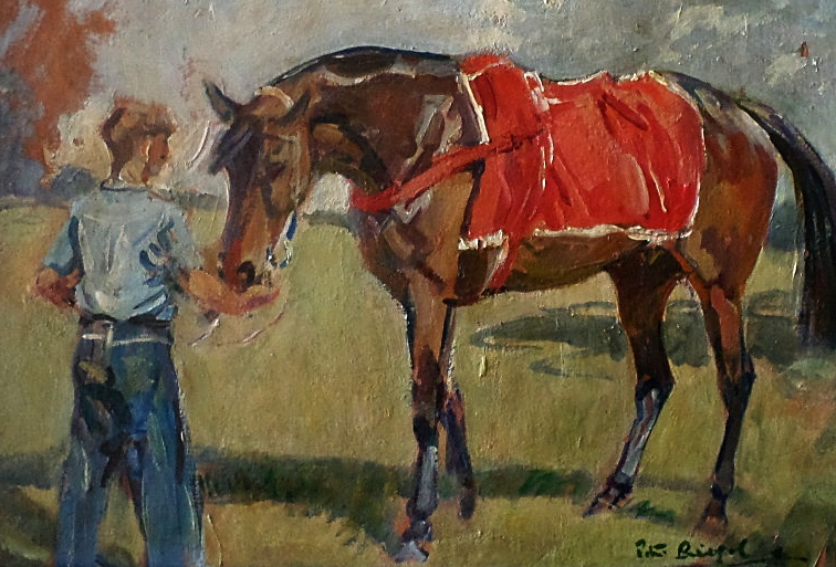 Peter+Biegel+oil+painting