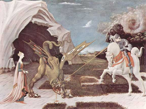 uccello-st-george-and-drago